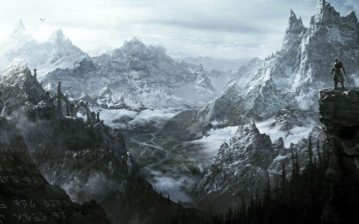 The Elder Scrolls V: Skyrim OST- All explore tracks