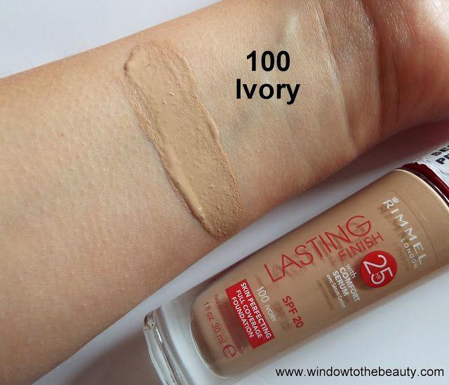 Rimmel Fresher Skin 100