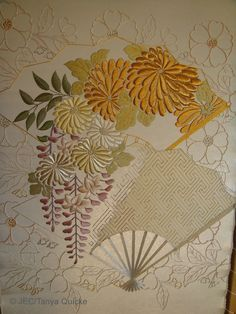 Nuido - Broderie japonaise on Pinterest