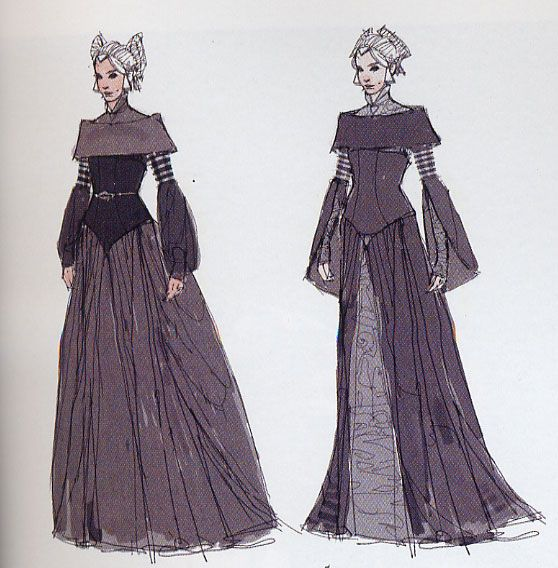 The Concept Art Library — Star Wars-Padmé Amidala Star Wars is one of the...