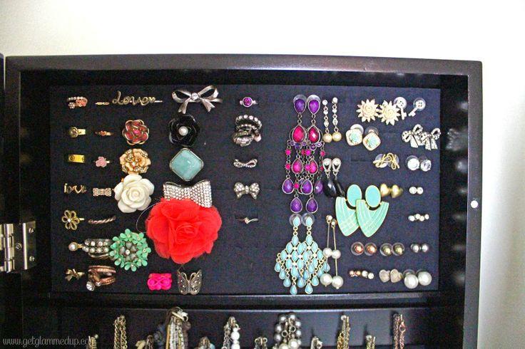 Video Jewelry Collection Amp Storage Organization Qvc