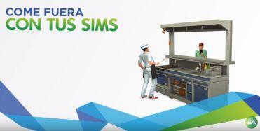 Los Sims 4 Escapada Gourmet (1)