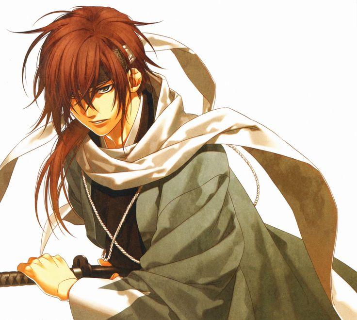 24 Best Hajime Saito (Hakiouki: Shensingumi Kitan) Images