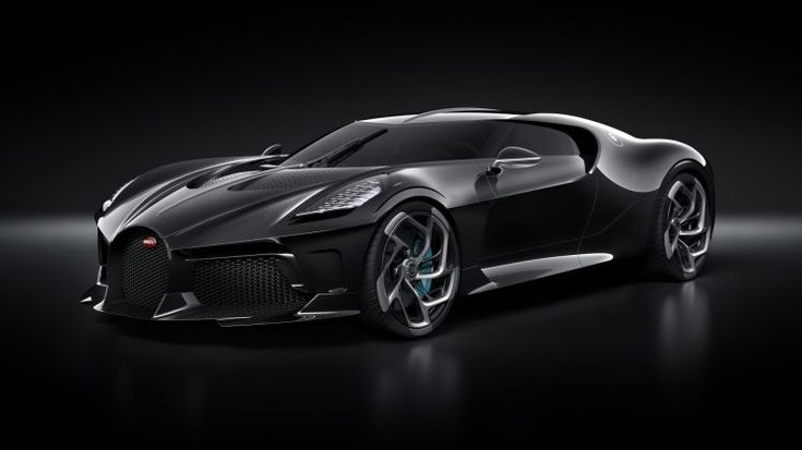 Bugatti La Voiture Noire revealed in Geneva. This is the most expensive new car ever made! #Cars