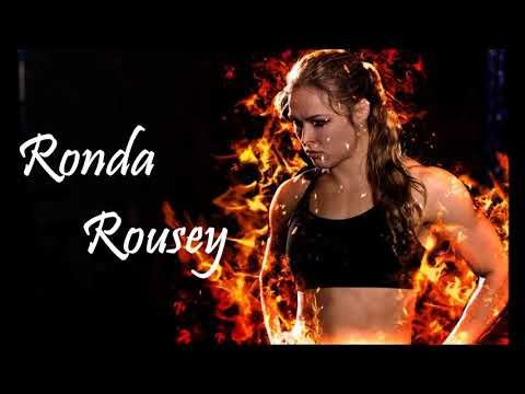 """Ronda Rousey NEW WWE Theme Song - """"Bad Reputation"""" (Intro Cut) WITH DOWN..."""