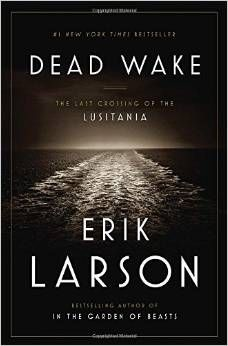 Great meeting on 5/16 at the shop - Dead Wake by Erik Larson was certainly the biggest topic of discussion - A book review on this book is on our Group page on Ravelry - here is the newsletter!!  A great read!!! http://www.thecashmeregoatknit.com/content/the_shop/book_and_movie_club_newsletter