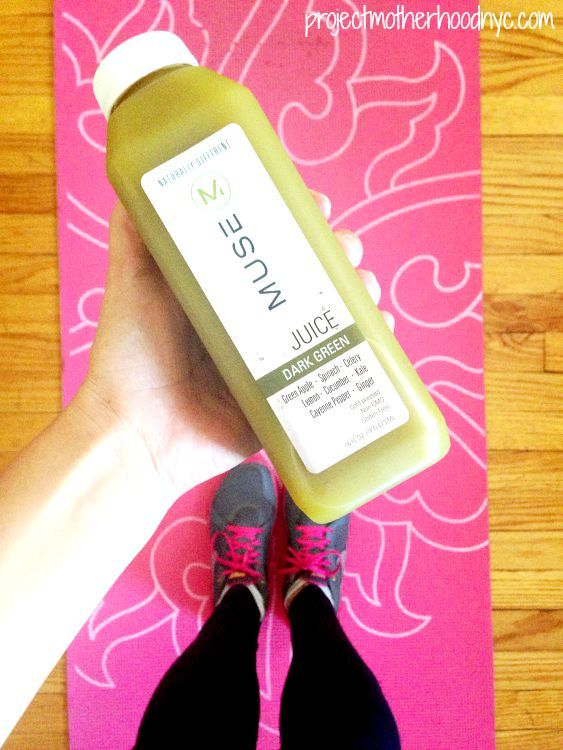 Healthy Life: Staying Balanced With Fitness + Nutrition w/Muse Juice {Giveaway}