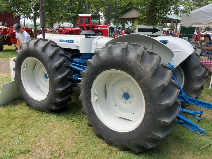 Smith Ford Tractors : Best images about ford tractors on pinterest tractor