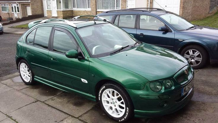 https://flic.kr/p/xTKEG8 | MG ZR in UK | this 2002 MG ZR is owned by Graham Carr the 2001-2005 MG ZR is related to the 2000-2005 Rover 25 2003-2005 Rover Streetwise 2008-2011 MG 3 SW