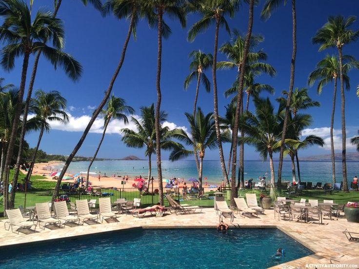 Views from the Mana Kai, south Maui