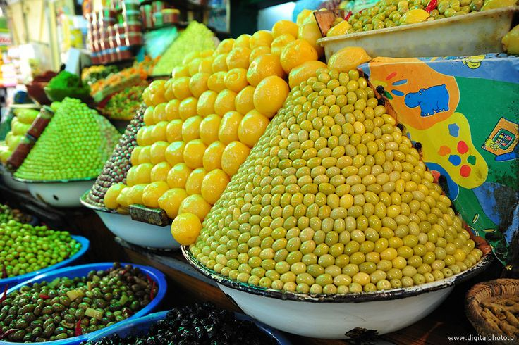 #Morocco #Market