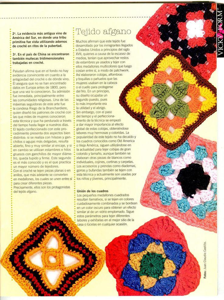 43 mejores imágenes de Crochet Patterns Magazine - arte experto en ...