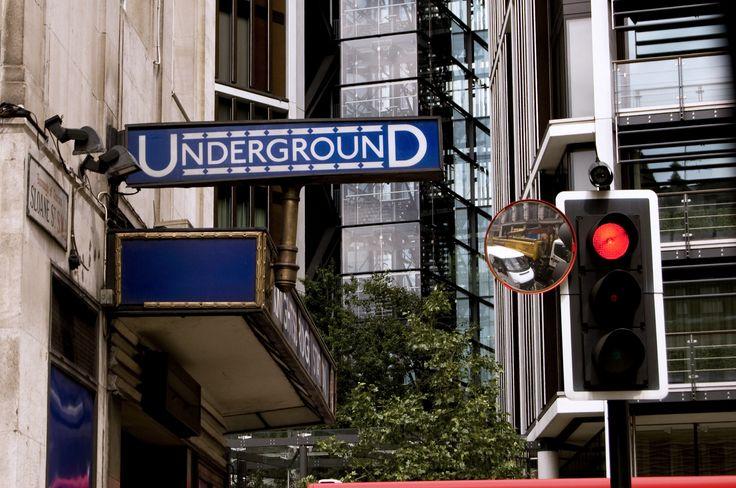 Sloane Street, Knightsbridge, London.
