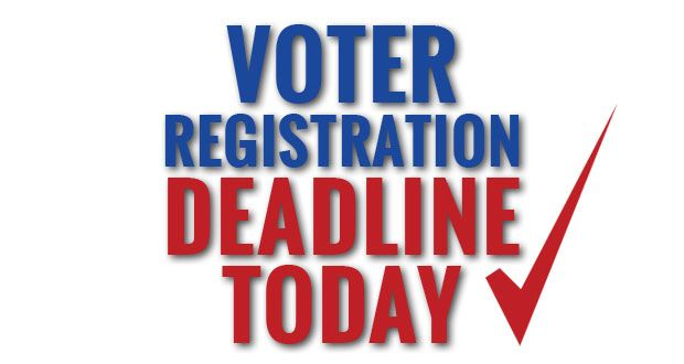 New Yorkers can visit the state Board of Elections website (https://voterlookup.elections.state.ny.us/votersearch.aspx) to check their voter registration status. #OCTOBER14th #NYC #DEADLINE #REGISTER #VOTE #ELECTION