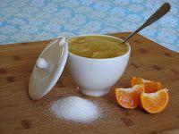 Homemade Mamas: Orange Sugar Scrub