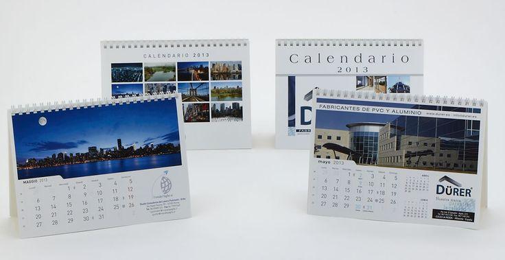 Calendario Dürer fabricantes de pvc y aluminio