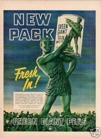 """In the valley of the Jolly - ho ho ho- Green Giant! (1951)"
