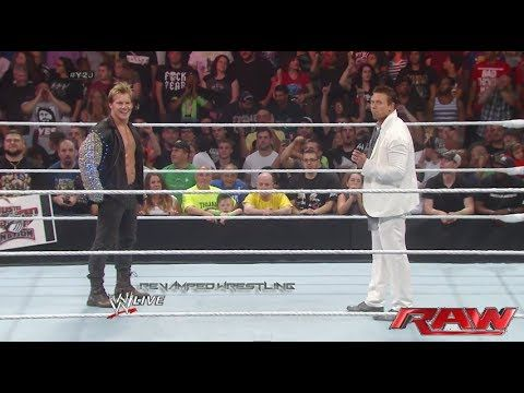 WWE RAW JUNE 30 2014 CHRIS JERICHO & THE MIZ Return! - WWE RAW 6/30/14 RESULTS WWE RAW 6-30-14
