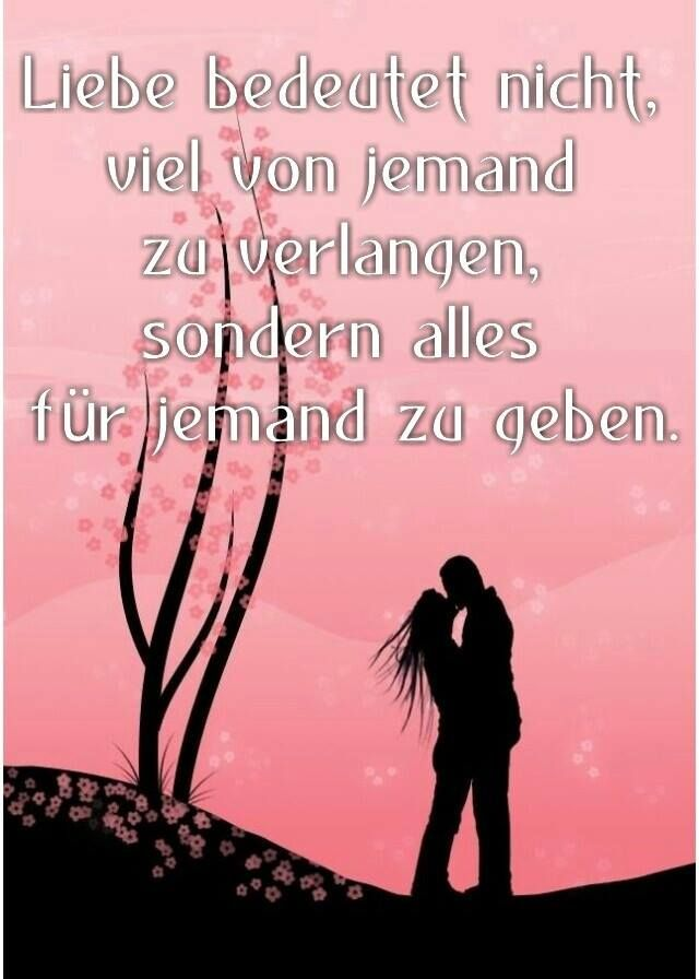 Liebe...