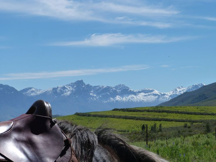 Breathtaking horse trails just 90 mins from Cape Town in the Witzenberg Mountains.