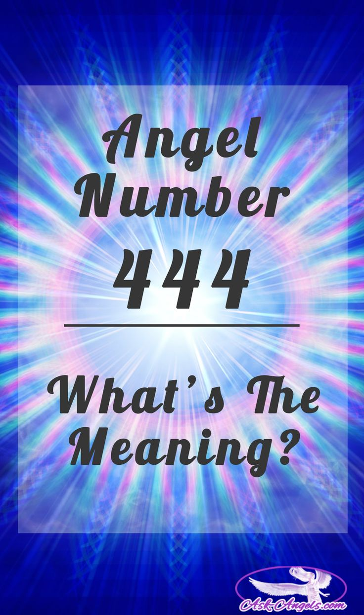 5555 meaning doreen virtue - Angel Number 444 What S The Meaning