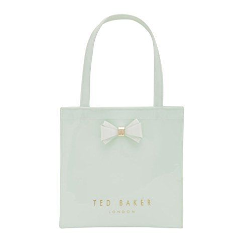 New Trending Shopper Bags: Ted Baker London ARACON Small Shopper Tote Bag (Light Green). Ted Baker London ARACON Small Shopper Tote Bag (Light Green)   Special Offer: $45.00      477 Reviews Sleek and spacious, the ARACON Shopper Bag from Ted Baker is one glossy go-to that you'll want to take everywhere. This signature tote from the Accessories Collection features a high...