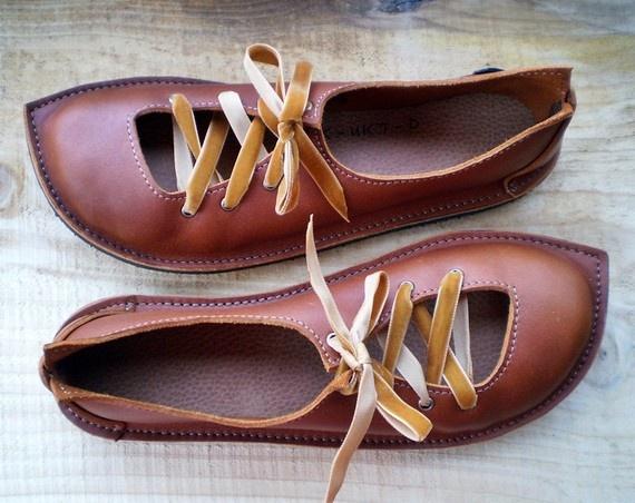 handmade shoes!