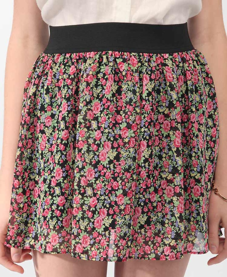 Blossom in this floral print skirt! $8.80 #thefallmovementForever 21, Floral Skirts, Floral Prints Skirts, Shorts Floral, 21 Floral, Skirts 880, 8 80, Forever21, Floral Pattern