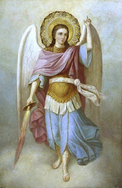 Celebra todos los 29 de cada mes el día de San Miguel Arcangel. Pide que te proteja de todo mal.