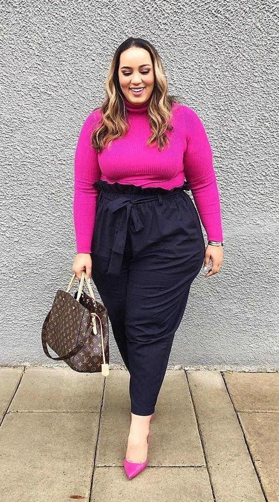 3e6ef5472e96b Stylish Plus Size Womens Clothing