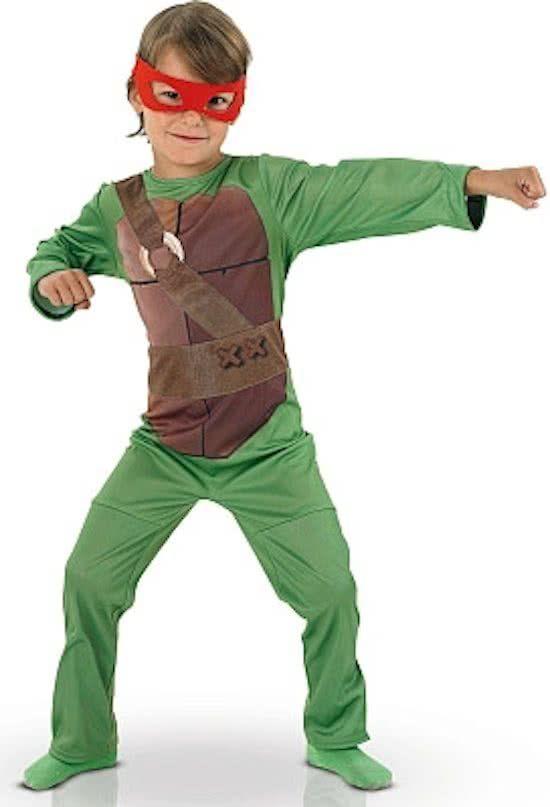Ninja Turtle � Kostuum voor jongens - Verkleedkleding - 128/134