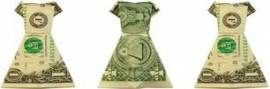 Best Origami Money Wedding Dollar Bills Ideas