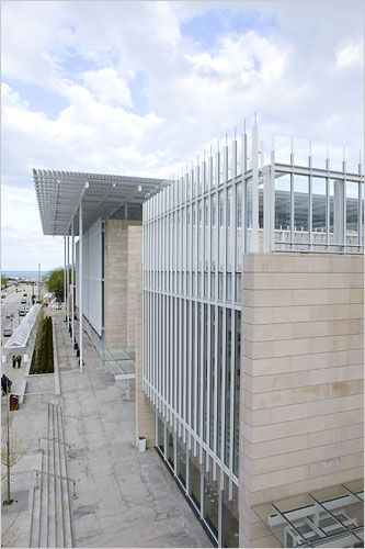 Modern Wing of the Art Institute of Chicago / Renzo Piano