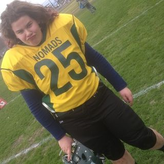 Help Bostyn get to Rock Hill, SC -    Bostyn and her friends play for the ONLY girls tackle football     program in North America....    but this trip hopes to change that.    Bostyn and some of the girls from the MGFA (Manitoba Girls     Football League) will be traveling to the IWFL ...