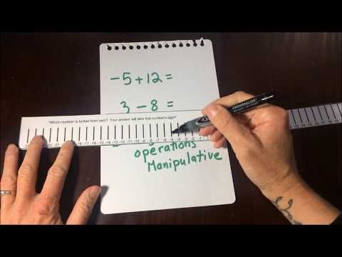 how to add and subtract negative numbers easily