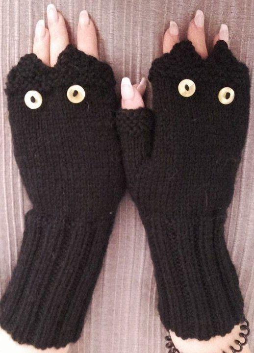 Knitted-stylish-fingerless-gloves-fingerless-mittens-by-Milevknitting     Knitte #HandmadebyMilevknitting #Mittens