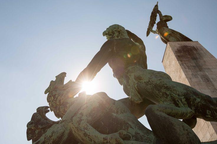 Communist Statue - Communist Tour Budapest - Budapest Urban Walks - Private & Group Tours in Budapest