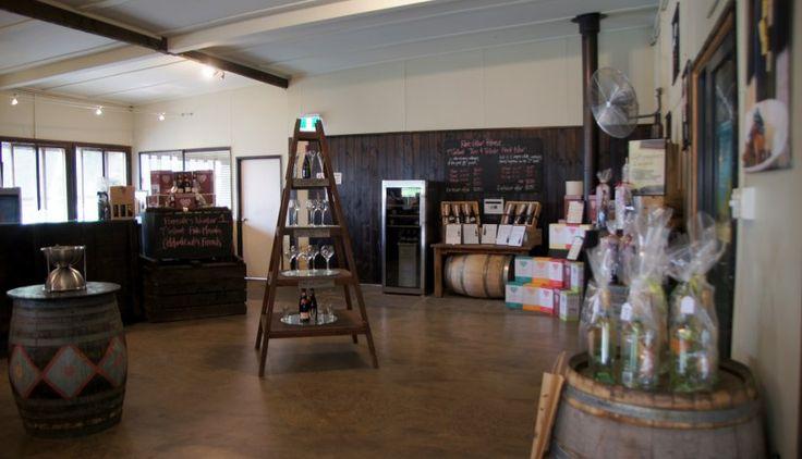 T'Gallant Winery #tgallant #redhill #mainridge  bit.ly/tgallant
