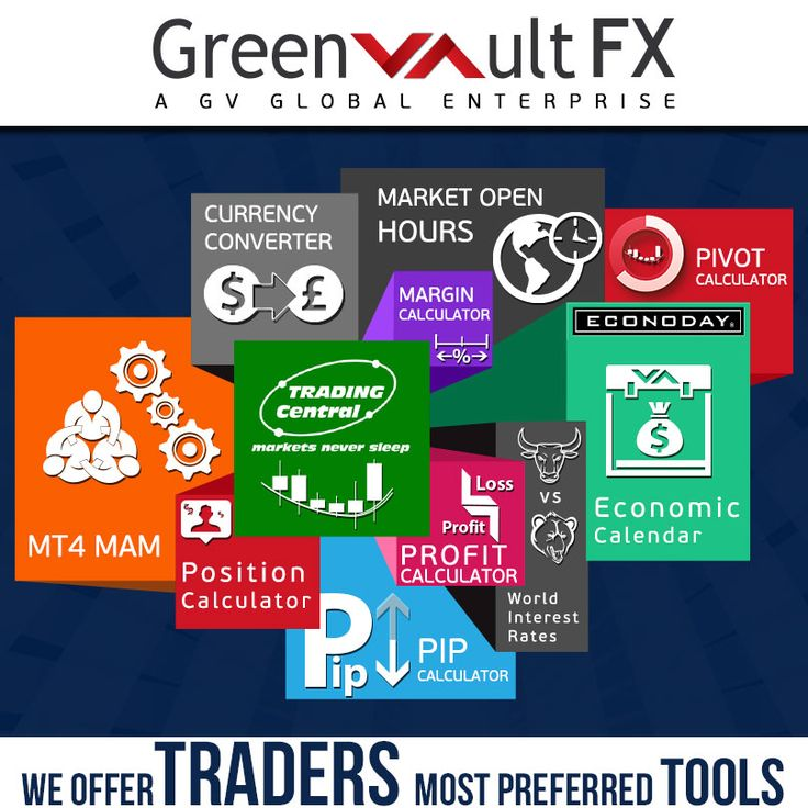 Analyze the market, maximize your capital and get the information you need to succeed in the #forex market with the help of Greenvault #FX #trading tools.