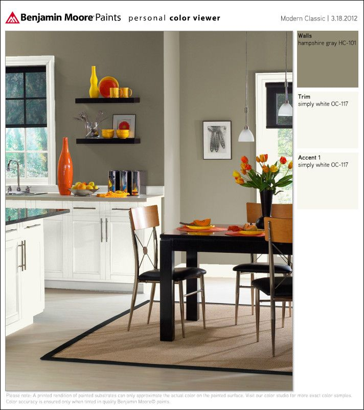 1000 Images About Kitchen Color Samples On Pinterest: 1000+ Ideas About Gray Kitchen Paint On Pinterest