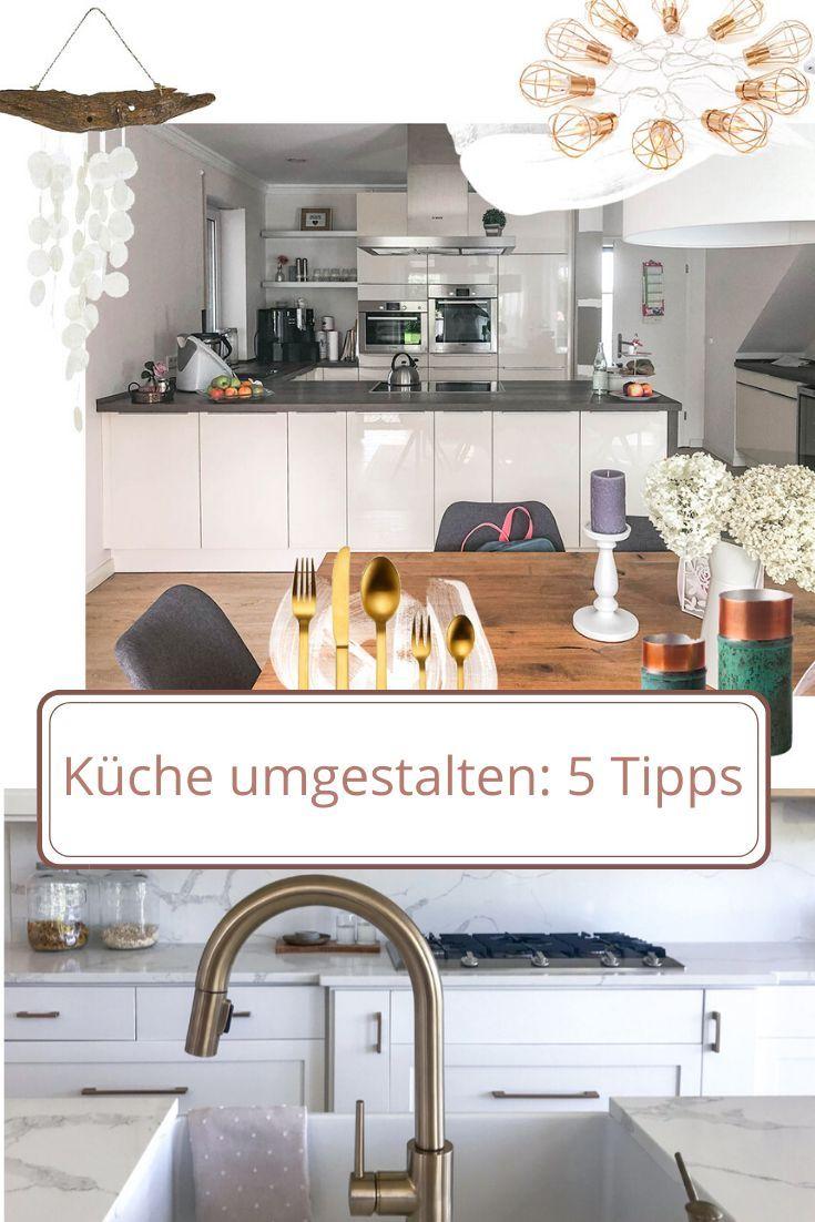 Küche Streichen Deko Accessoires Co Mit Diesen 5 Tipps Kannst Du Deine Wohnküche Farbig Gestalten Im Beitrag Findest Du A Küchen Streichen Wohnküche Küche