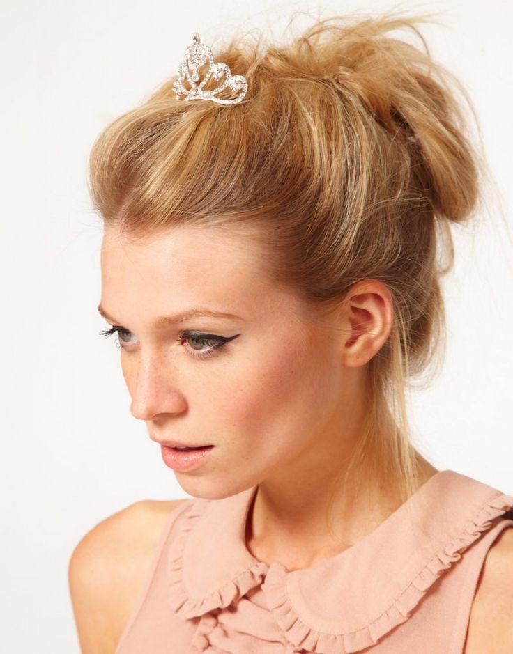 mariage  Accessoires de coiffure pour mariée  Pinterest  Coiffures ...