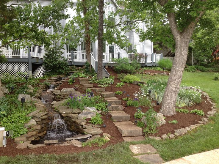 Best 25 erosion control ideas on pinterest living for Sloped yard solutions