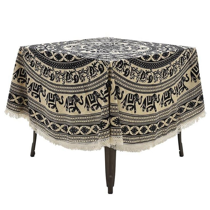 Fabric Tablecloth - Runners - Covers - FABRIC ITEMS - inart