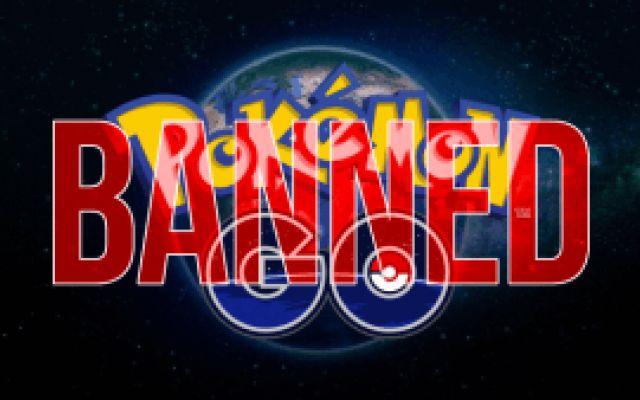 Giochi!!!!Allert!!!Ultime News Pokemon Go Banned! Ultime dal mondo dei mostriciattoli,dopo aver bloccato un intero mondo e aver fatto rischiare la vita a migliaia di persone,che cercavano gli agoniati Pokemon un pò ovunque,ecco le ultimissime novità #giochi #pokemon #banned #senzalinea