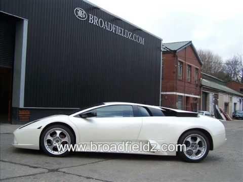 Broadfieldz Lamborghini Replica