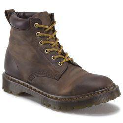 Boots, cuir vachette, homme