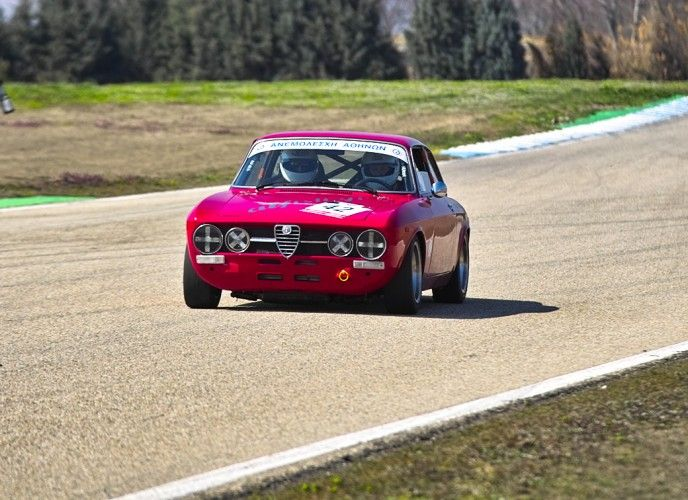 Alfa Romeo and track, everlasting love!