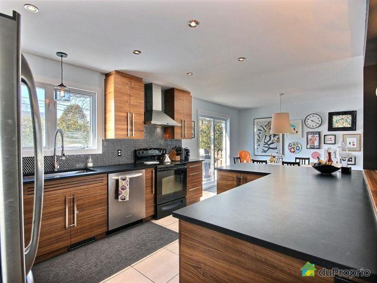 Les 25 meilleures id es de la cat gorie cuisine aire - Creer style minimaliste maison familiale ...