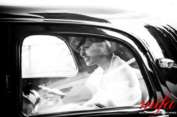 Alice Franchi : Portrait of bride #weddingphotography #wedding #vintage #marriage #matrimonio #bride http://www.alicefranchi.com/en/wedding/